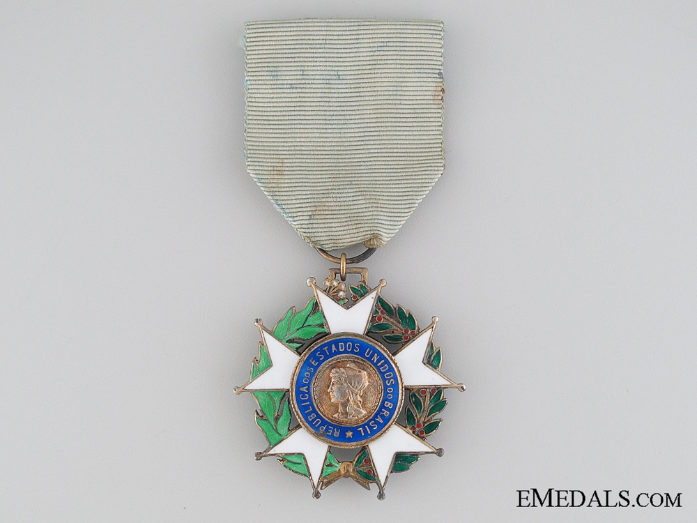 eMedals-Imperial Order of the Southern Cross, Type III, Knight
