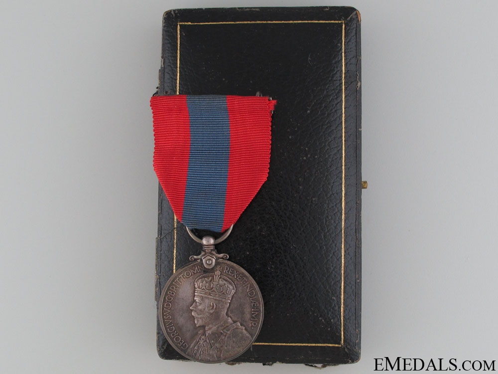 eMedals-Imperial Service Medal to Joseph Welch