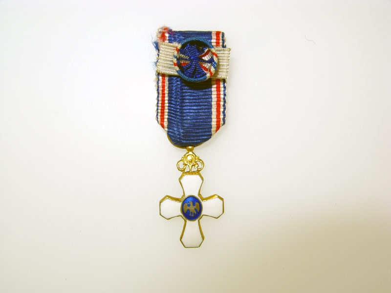 eMedals-Iceland, Miniature Order of the Falcon
