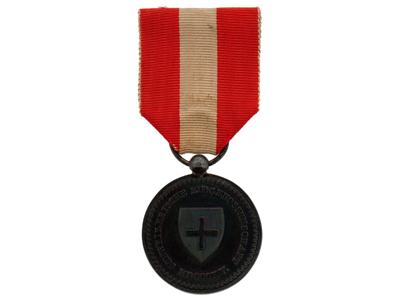 eMedals-Switzerland, Medal of the Reunion 1815