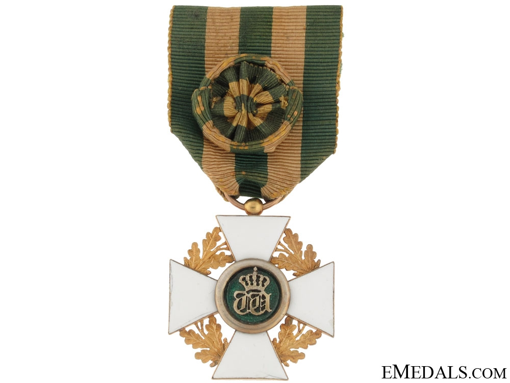 eMedals-Luxembourg, Order of Oak Crown