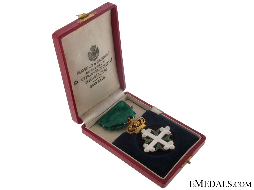 eMedals-Order of Saint Maurice and Saint Lazarus