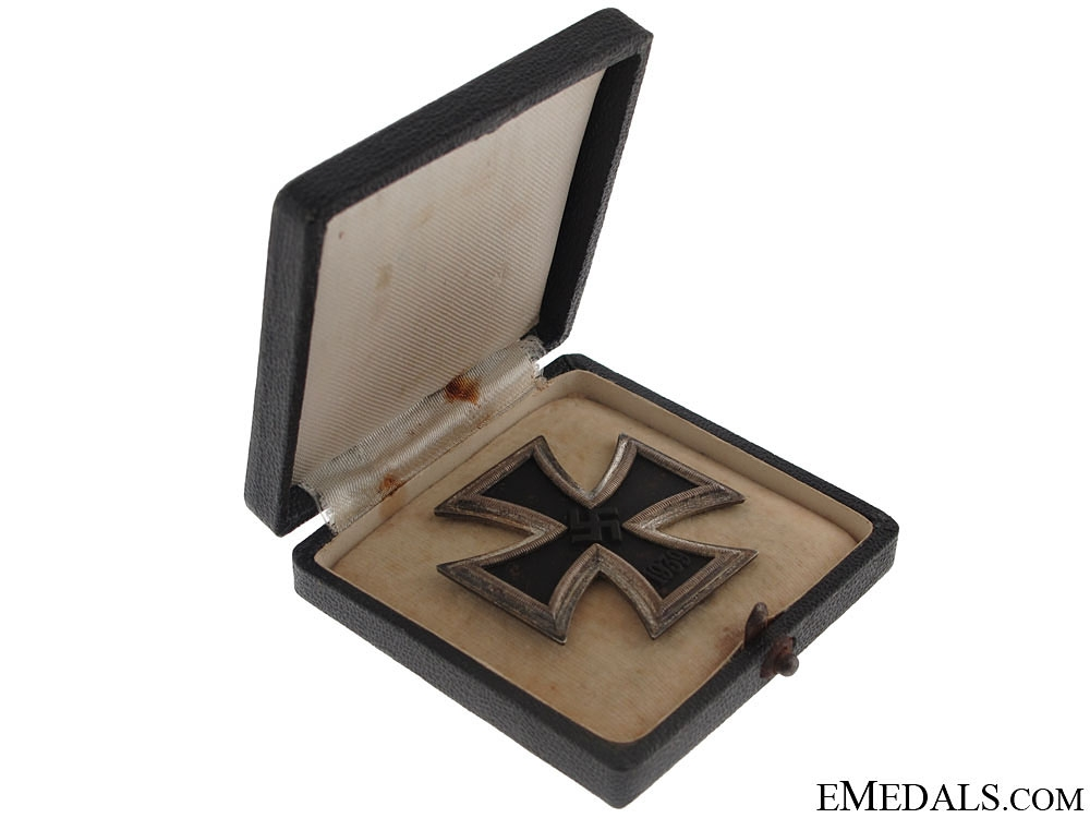 "eMedals-Iron Cross 1st. Cl., - marked ""L/52"" ""20"""