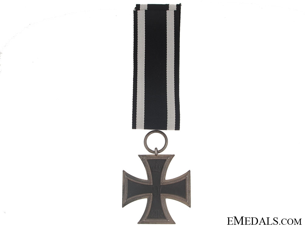 """eMedals-Iron Cross 2nd. Cl. 1914 """"¢¤ marked 800 CD"""