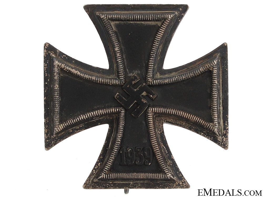 eMedals-Iron Cross First Class 1939 - WWI Style Pin