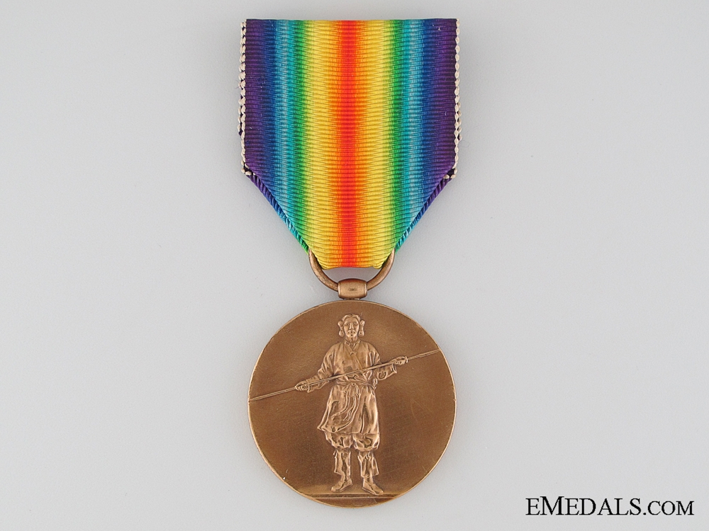 eMedals-Japanese WWI Victory Medal, Official Issue Reproduction Example