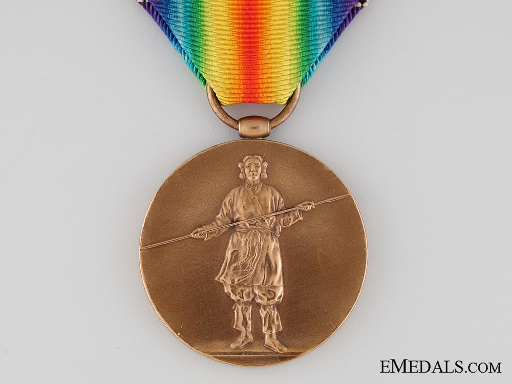 eMedals-Japanese WWI Victory Medal, Official Issue