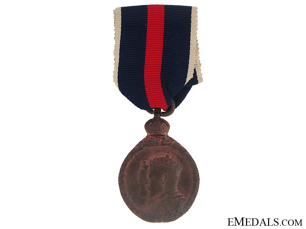 eMedals-King Edward VII and Queen Alexandra Coronation Medal 1902