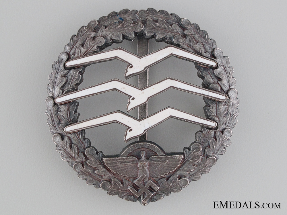 eMedals-Large NFSK Gliders Badge