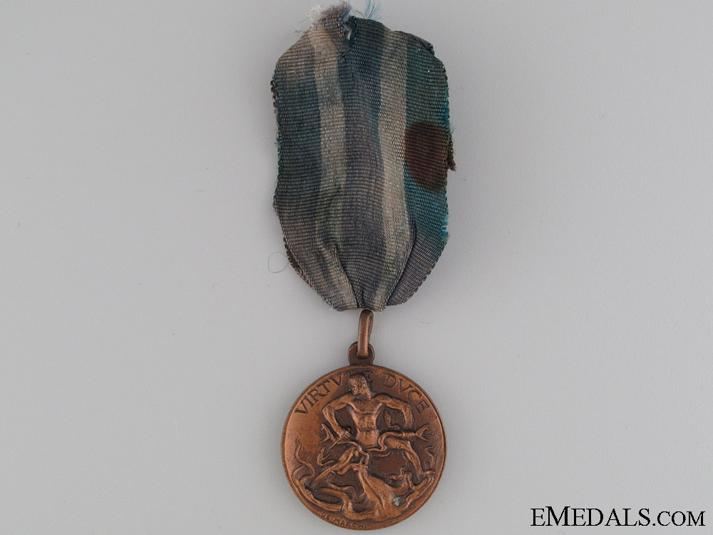 eMedals-Legionnaires of Rome in Spain Medal