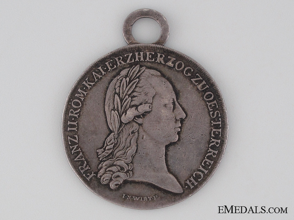 eMedals-Lower Austria Military Merit Medal 1797