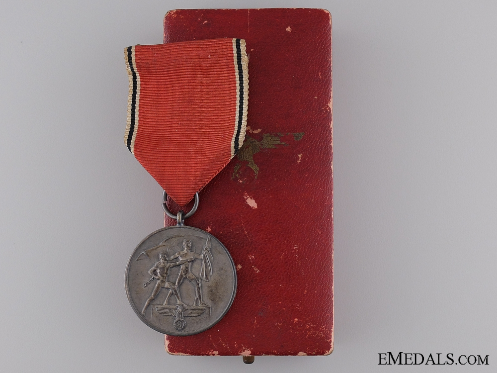 eMedals-March 13th 1938 Commemorative Medal
