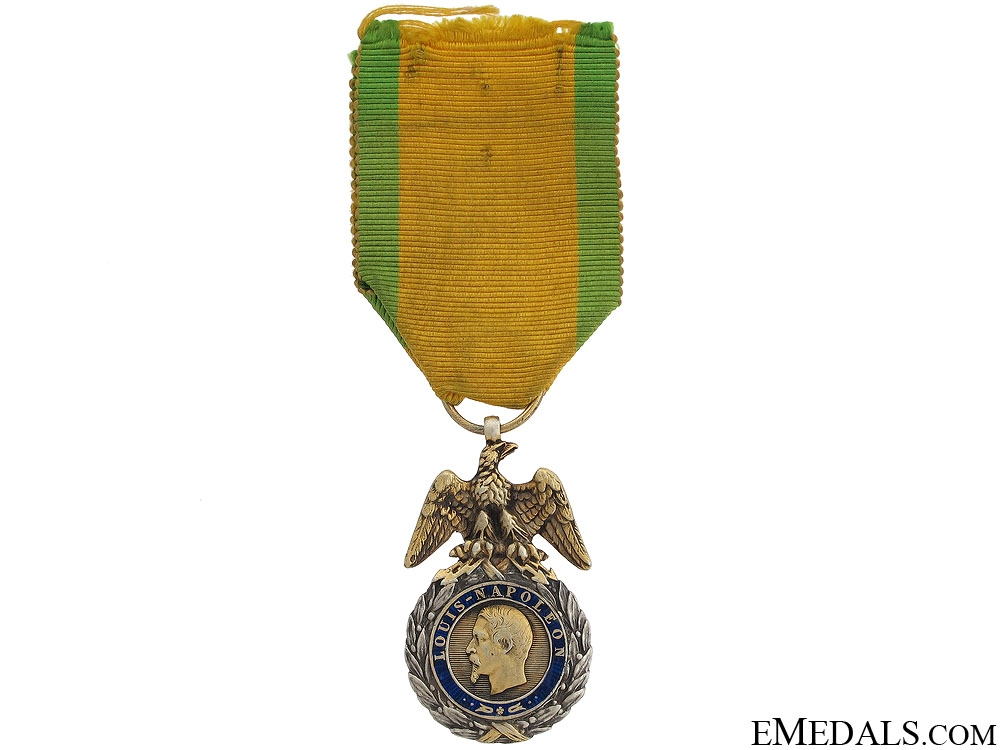 eMedals-Medaille Militaire - Crimea Period Issue