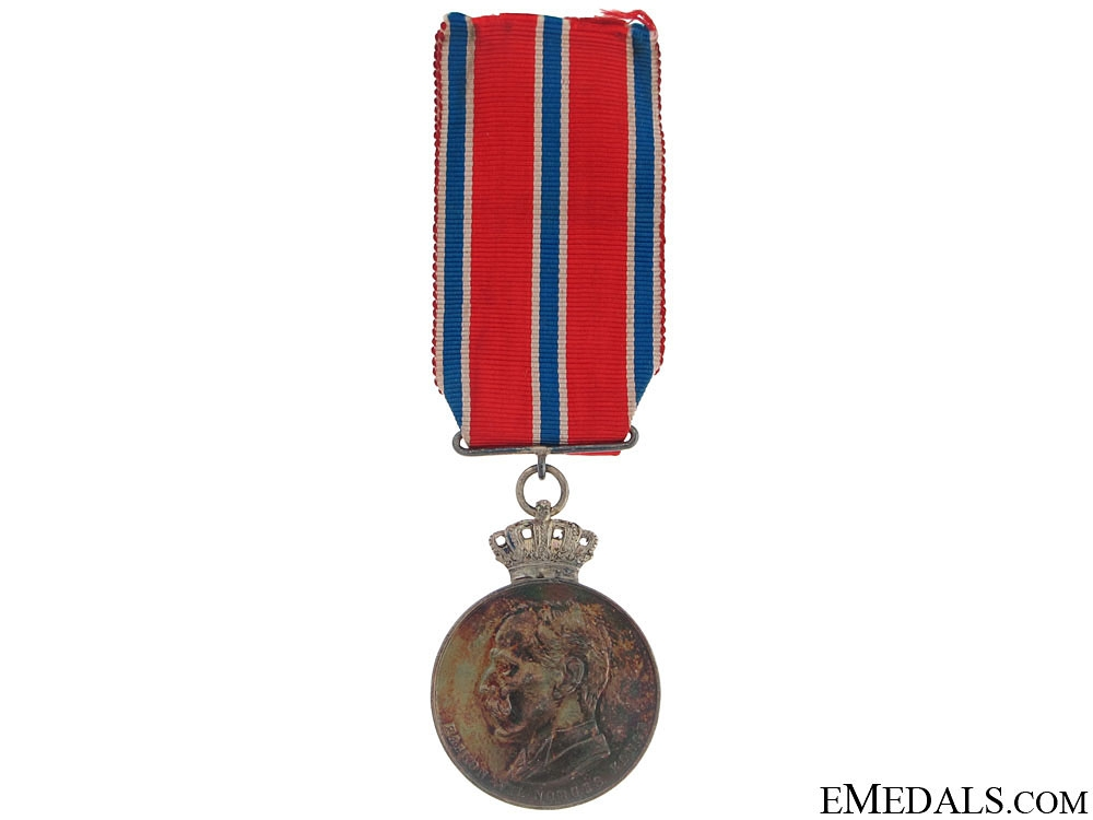 eMedals-Medal For Heroic Deeds
