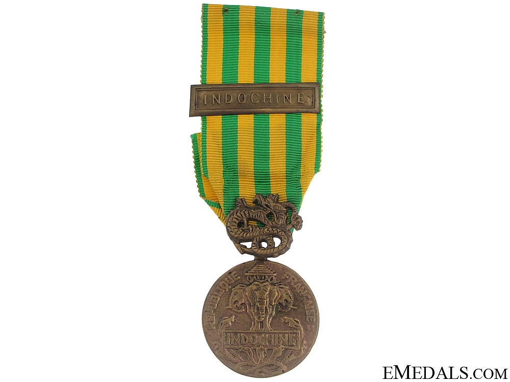 eMedals-Medal for the Indochina Campaign