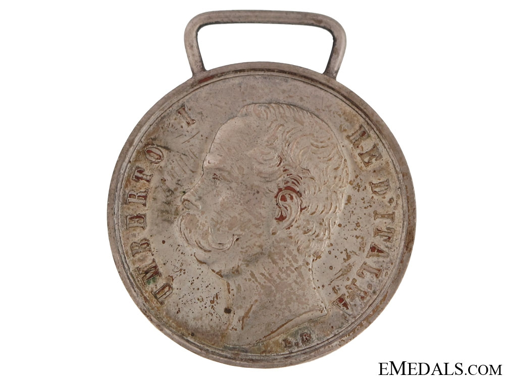 eMedals-Medal for the Unification of Italy 1848-1870
