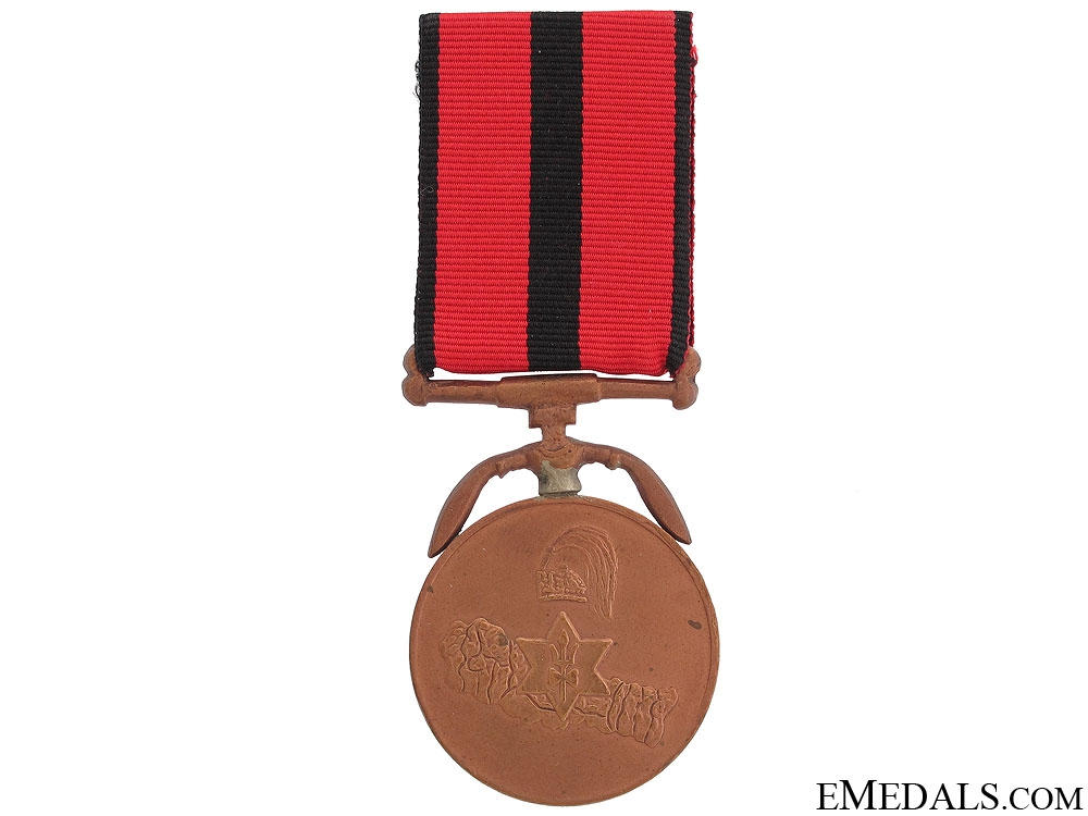 eMedals-Military Long Service and Good Conduct Medal