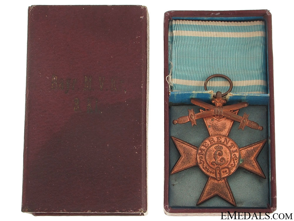 eMedals-Military Merit Cross