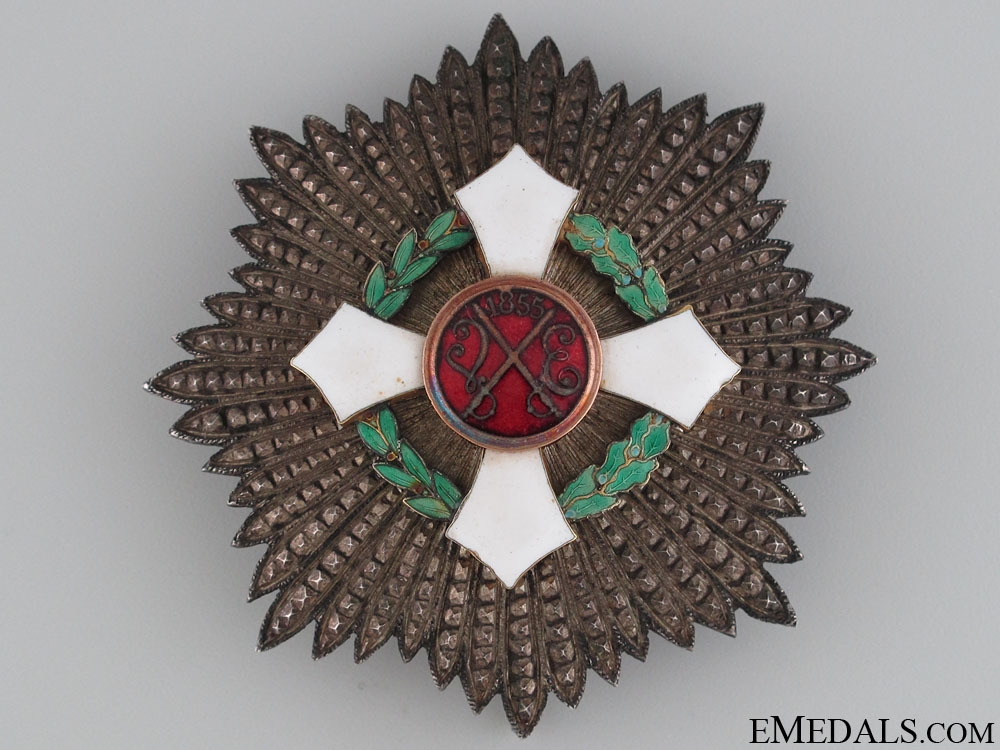 """eMedals-Military Order of Savoy - Commander""""¢¯s Star"""