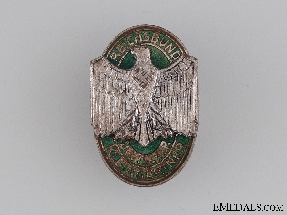 eMedals-National Association of Small Gardeners Badge