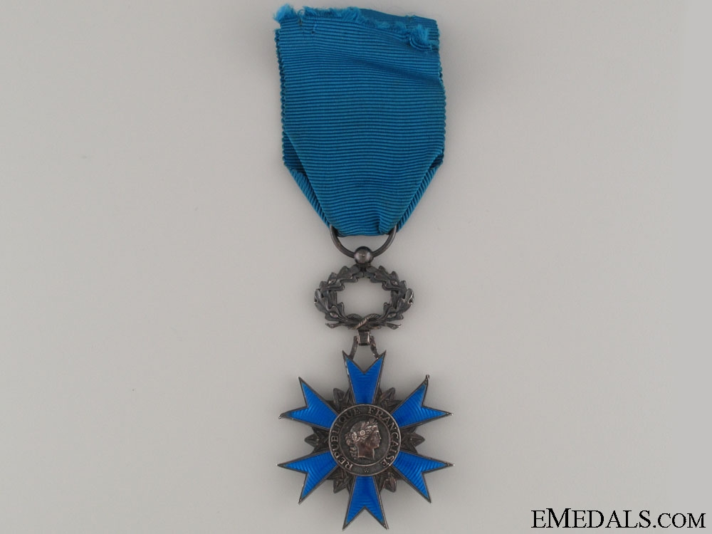 eMedals-National Order of Merit - Knight