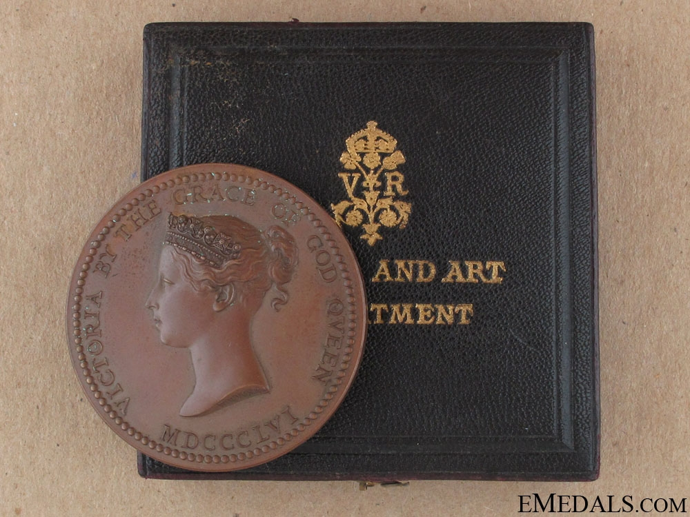eMedals-National Science and Art Department Medal 1895