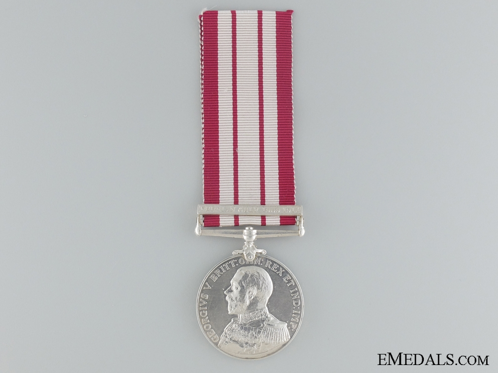 eMedals-Naval General Service Medal to Leading Stoker on HMS Proserpine