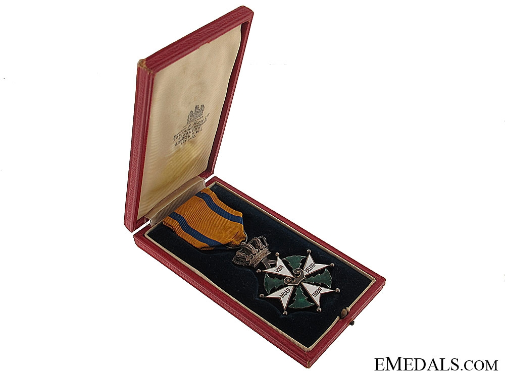 eMedals-The Military Order of William