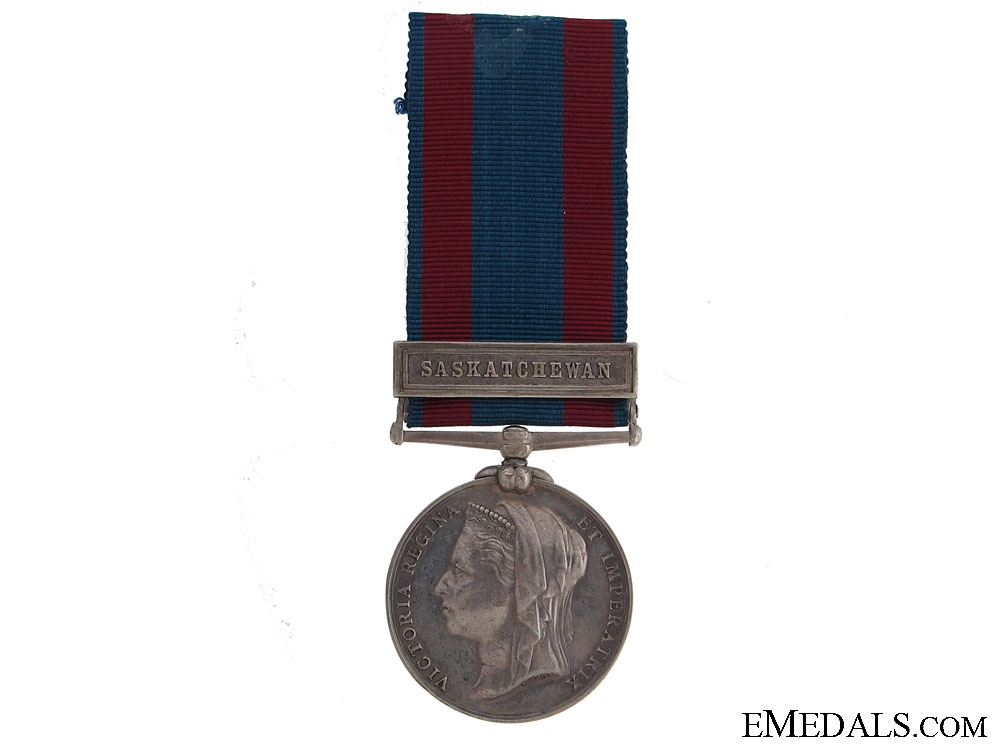 eMedals-North West Medal to the (Toronto) Royal Grenadiers