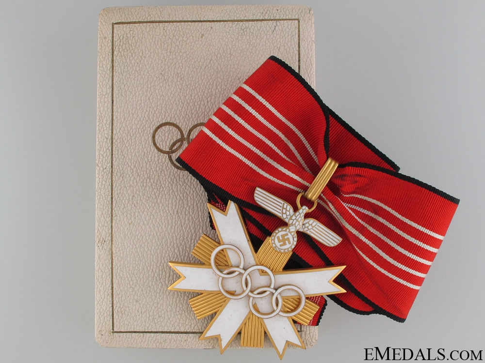 eMedals-Olympic Games 1936 Decoration - 1st Class5800