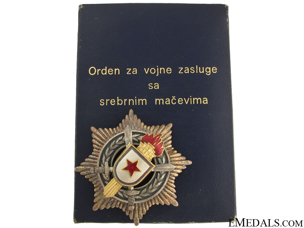 eMedals-Order for Military Merit
