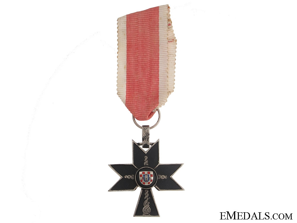 eMedals-Order of Iron Trefoil 1941-45