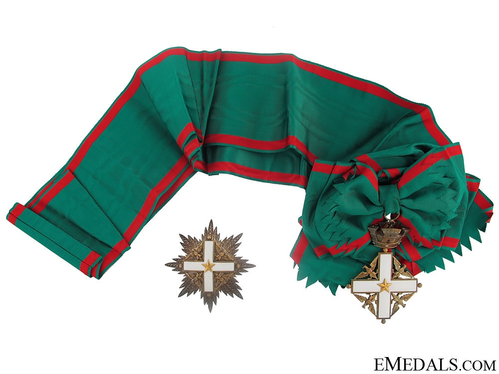 eMedals-Order of Merit of the Italian Republic