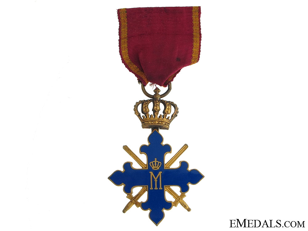 eMedals-Order of Michael the Brave - Knight's Cross