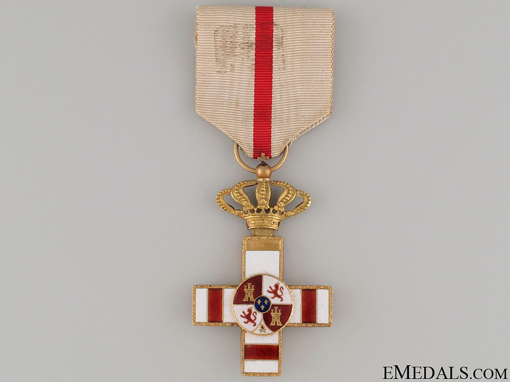eMedals-Order of Military Merit in Gold c 1890