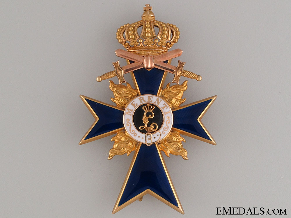eMedals-Order of Military Merit - Officer's Cross in Gold