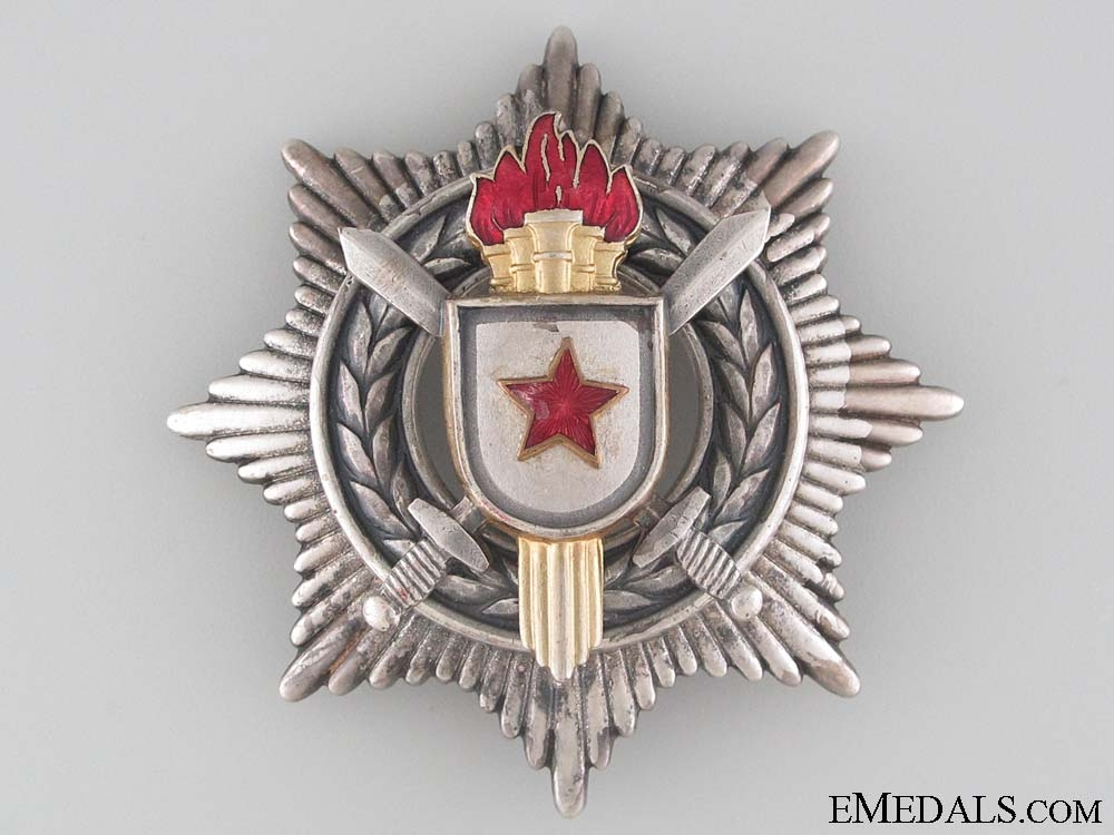 eMedals-Order of Military Merit - 3rd Class with Swords