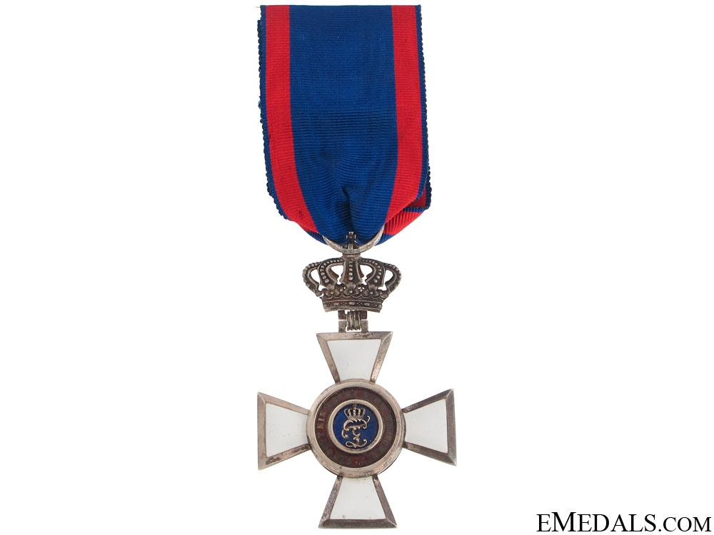 eMedals-Order of Peter Friedrich Ludwig
