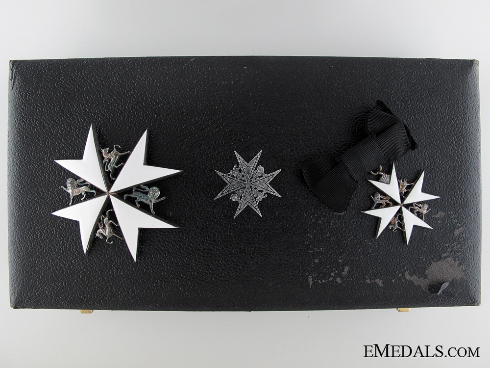 eMedals-Order of St. John Dame of Grace Star and Badge