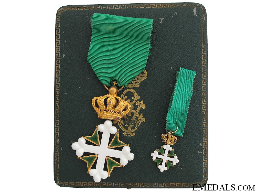 eMedals-Order of St. Maurice and St. Lazarus