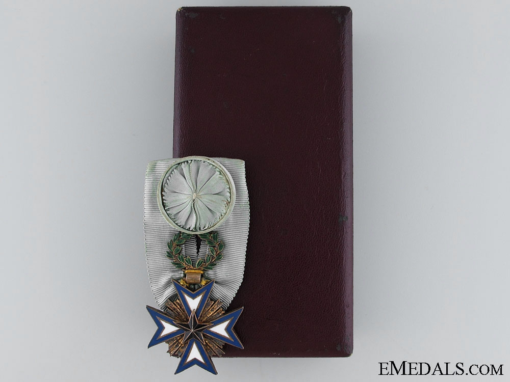 eMedals-Order of the Black Star - Officer