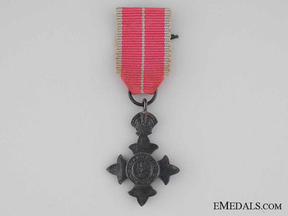 eMedals-Order of the British Empire - Military Division