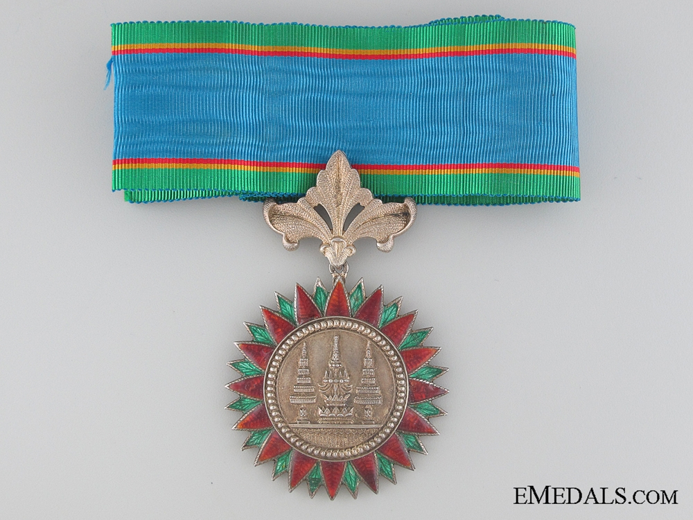 eMedals-Order of the Crown of Thailand - Commander