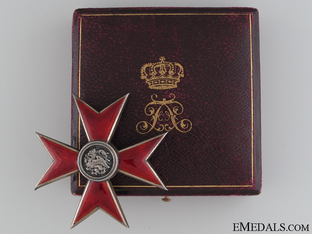 """eMedals-Order of the Griffin - Officer""""¢¯s Cross"""
