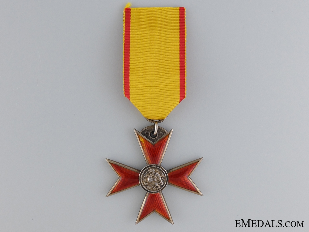eMedals-Order of the Griffin; Knight's Cross