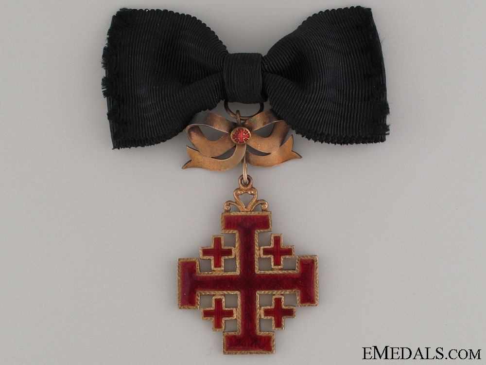 eMedals-Order of the Holly Sepulchre of Jerusalem