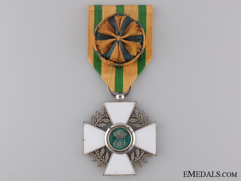 eMedals-Order Of The Oak Crown of Luxembourg; Officer's Cross