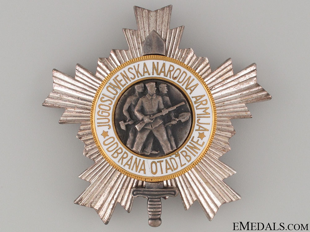 eMedals-Order of the People's Army - 3rd Class