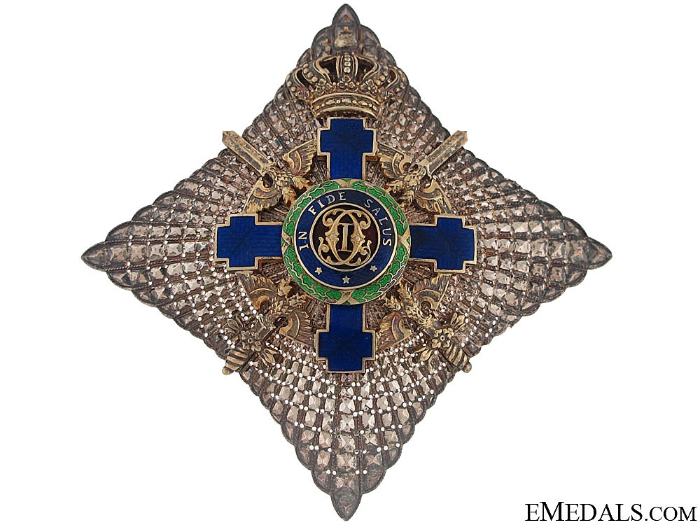 eMedals-Order of the Star of Romania 1932-46