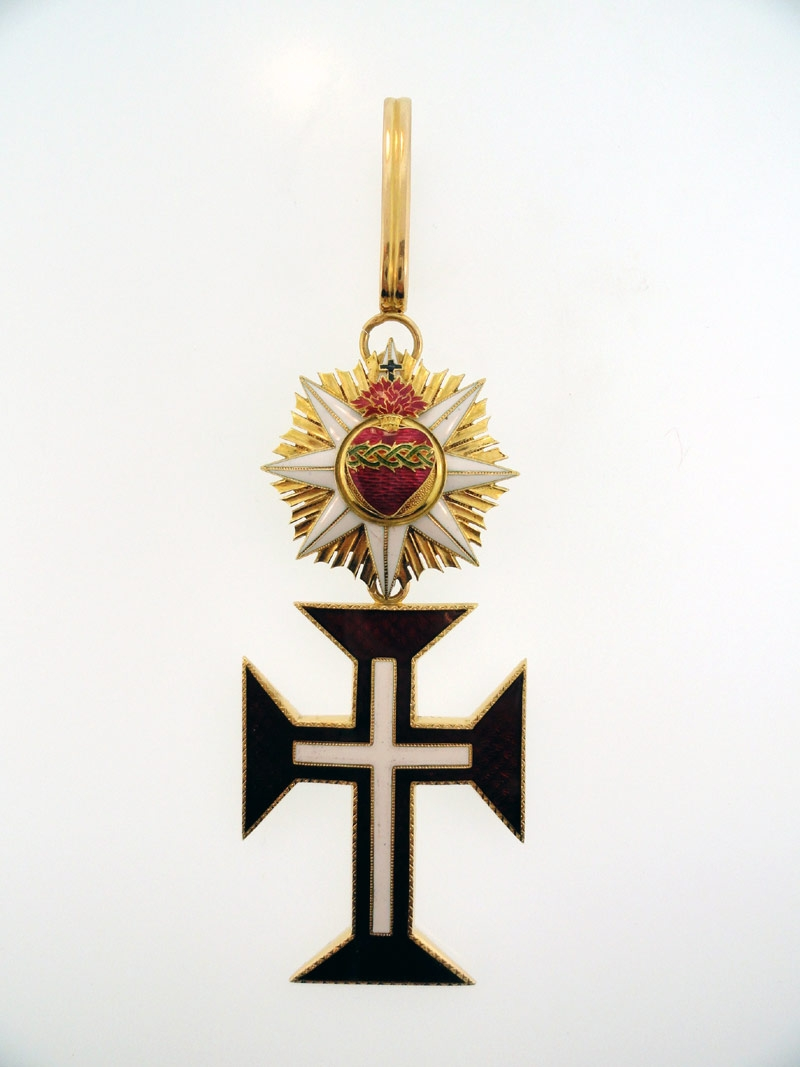 eMedals-Military Order of Christ, Type I